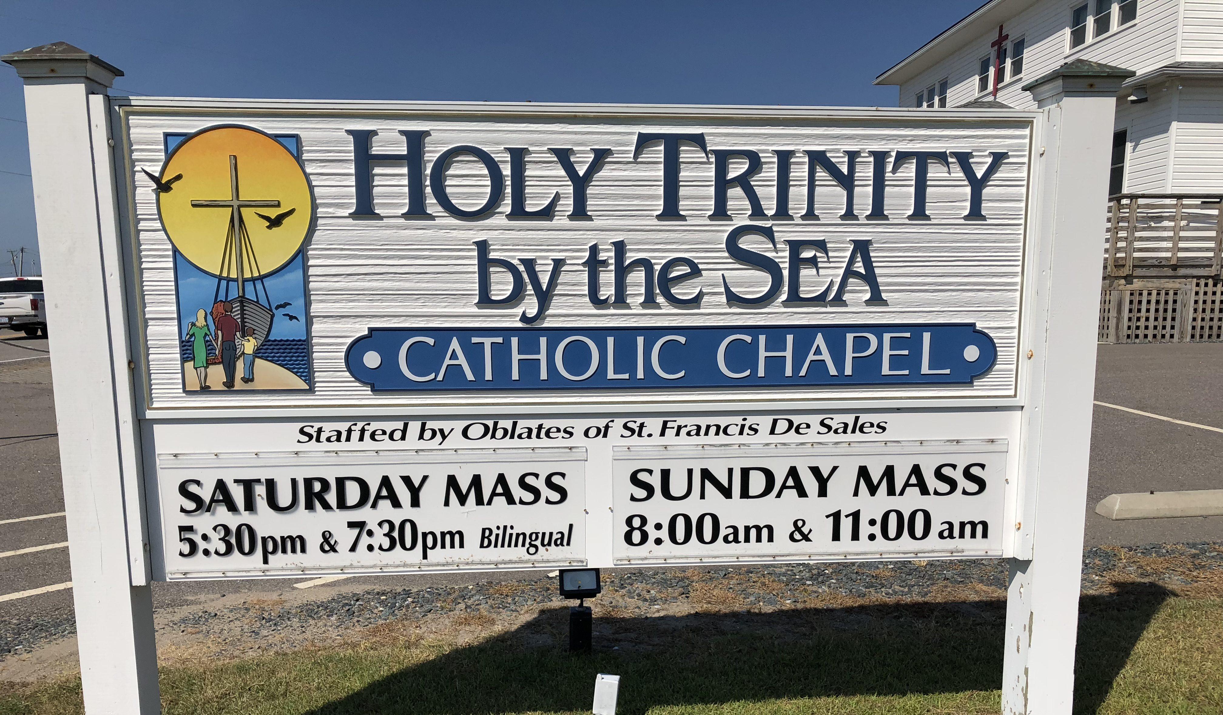 Holy Trinity Nags Head Summer Mass