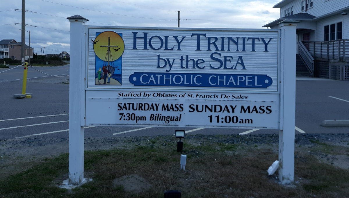 Holy Trinity by the Sea Nags Head NC
