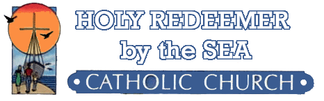 Holy Redeemer by the Sea Kitty Hawk sign